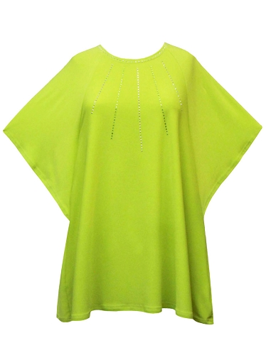 S19 Valentina Signa Solid Butterfly Lime